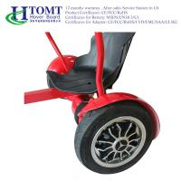 Buy cheap High Stability Hoverboard Kart Self Balance Scooter Bracket  Red Blue Black from wholesalers