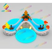 Buy cheap Giant Inflatable Water Park For Outdooor Event / Activity EN14960 from wholesalers