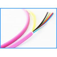 Buy cheap Central Losse Tube Armored Fiber Optical Cable With LSZH Jacket Outer Sheath from wholesalers