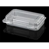 China Fruit / Vegetable Plastic Packaging Products Disposable Clamshell Blister Packaging on sale