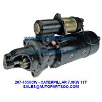 Buy cheap 260493C91 207-1556 207-1564 - CATERPILLAR NEW STARTER 24V 7.8KW 11T MOTORES DE ARRANQUE from wholesalers