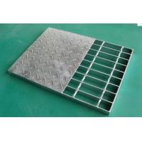 Buy cheap hot dip  galvanized Bar Grating function Roof Steel Grating Serrated I type Steel grating,steel driveway grates grating, from wholesalers