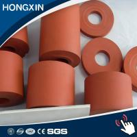 Buy cheap Hot Heat Stamping Laminating Transfer 38MM Rubber Silicone Roller from wholesalers