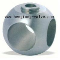 Buy cheap Trunnion Valve Ball (Three Way) Klep Bal Ventikuglen from wholesalers