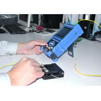 Buy cheap Multi Language Palm Checking Fiber Optic Test Equipment / Optical Cable Tester DYS3028 from wholesalers