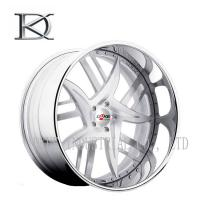 Buy cheap Replica Car Concave Forged Wheels Aluminium Rims One Piece Racing Car from wholesalers
