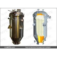 Buy cheap self clean auto backwash filter for large flow rate water filtering from wholesalers