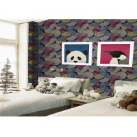 Buy cheap Custom Contemporary Embossed Paintable Wallpaper / Wall Coverings For Hotel from wholesalers