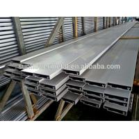 Buy cheap High grade custom aluminum products with competitive price custom anodized aluminium extrusions from wholesalers