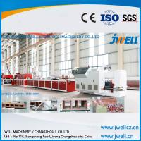 Buy cheap Jwell SJZ 65/132 YF 300 extrusion machine for PE/PP WPC products from wholesalers