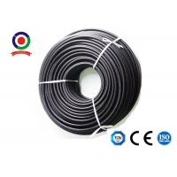 Buy cheap TUV PV1-F DC Solar Cable 4mm2 single core 600V1000V AC 1800 DC dual insulation from wholesalers