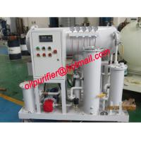 Buy cheap Coalescence-separation diesel oil purifier,oil filtration plant for purifying diesel oil, gasoline oil and light fuel from wholesalers