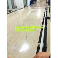 Buy cheap Long lifetime durable low cost PVC marble sheet production line from wholesalers