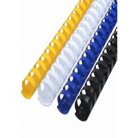Buy cheap Yellow 3/8 365 Sheets 50mm PVC Plactic Comb Binding from wholesalers