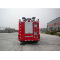 Buy cheap 50kw Electric Generator Lighting Fire Department Vehicles With Power Distribution System from wholesalers