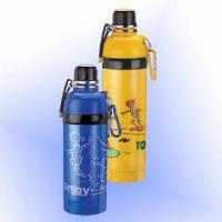 Double-wall Stainless Steel Vacuum Sports Bottles