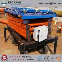Buy cheap Mobile Elevating Work Platform Hot Sale In China from wholesalers