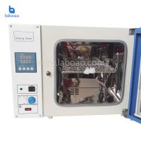Buy cheap Electric thermostat blast drying oven machine medical equipment from wholesalers
