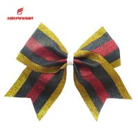 Buy cheap Beautiful Cheer Dance Clothes And Accessories Ponytail Bows Decoration Used from wholesalers
