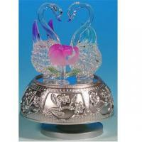 Buy cheap Glass Musical Box #9933 from wholesalers