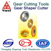 Buy cheap Gear Shaper Cutter Gear Shaping Cutters from wholesalers