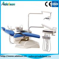 Buy cheap Dental chair with Luxurious halogen lamp of Foshan Adelson Medical Co.,Ltd from wholesalers