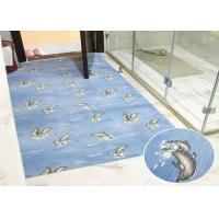 Buy cheap Colorful Plastic Waterproof Pad Anti Skid Bathroom Mats Support Custom from wholesalers