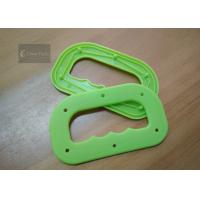 Buy cheap Professional Green Color Plastic Bag Handles , Grocery Bag Carrier Handle product