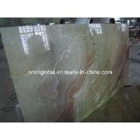 Buy cheap Red Dragon Onyx Marble Glass Composite Panel from wholesalers