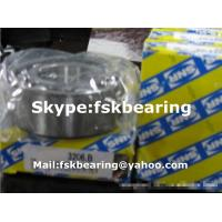 Buy cheap SNR Brand 3206 B Double Row Angular Contact Ball Bearing Black Cage / Brown Cage from wholesalers