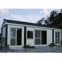 Buy cheap Modern Affordable Prefabricated Panelized Factory Modular Steel Homes With 50m² ANT PH1808 product
