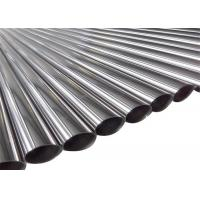 Buy cheap 304 Stainless Steel Round Pipe , Stainless Steel Seamless Pipe from wholesalers