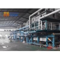 Automatic Airlaid Sanitary Napkin Making Machine Thermal Bonding / Latex Bonding