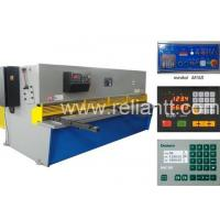 Buy cheap Hydraulic Shearing Machine,Guillotine Shear from wholesalers