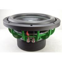 Buy cheap RMS 800W Powerful Car Subwoofers / Car Speaker With Aluminum Basket from wholesalers