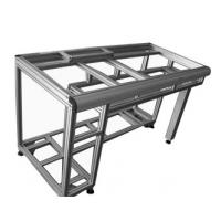 Buy cheap Shelves accessories t - slot table Industrial Aluminum Profiles with 20*20 anodized aluminum profiles from wholesalers