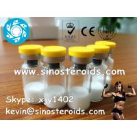 Buy cheap White Lyophilized Powder Jintropin Human Growth Hormone 10IU / Vial For Bodybuilding from wholesalers