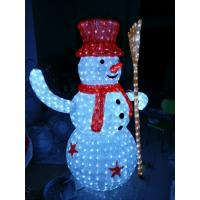 Buy cheap led light snowman from wholesalers