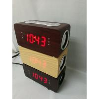 Buy cheap Clock radio with bluetooth and speaker from wholesalers