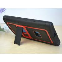 Buy cheap OEM / ODM Red Skidproof TPU + PC Nokia Protective Case, Cell Phone Case For Lumia 920 With Stand from wholesalers