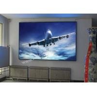China P8 full color 8 scan Indoor Fixed LED Display rgb DVI / MPG / AVI / WMV / RM input on sale