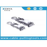 Buy cheap Transmission Line Stringing Tools Single Sheave Nylon Stringing Pulley Block from wholesalers