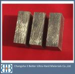 Buy cheap Granite block cutting 1200MM diamond segments from wholesalers