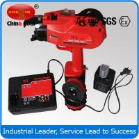 Buy cheap 2015 construction rebar tying wire machine from wholesalers