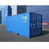 Buy cheap New Condition ISO Certified Corten-A 40ft HC Shipping Container Optional Color from wholesalers