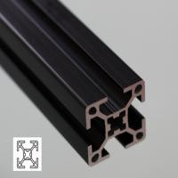 Buy cheap 6063 T5 Anodised Aluminum Square Tubing / OEM T Track Aluminum Profile from wholesalers