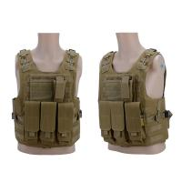 Buy cheap Outdoor Ultra-Light Breathable Combat Training Vest Army Vest with pouch from wholesalers