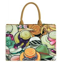 Buy cheap fashion canvas bag,lady casual bag,handcraft bag,cap decoration from wholesalers