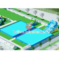 Buy cheap Stainless Steel Custom Swimming Pools Tough Fireproof For Hot Summer product