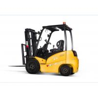 Buy cheap 2.5 TON Electric Warehouse Forklift / Industrial Forklift Truck DC AC Drive System product